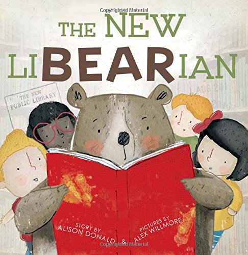 The New LiBEARian by Alison Donald